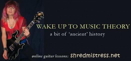 Music Theory | Music History